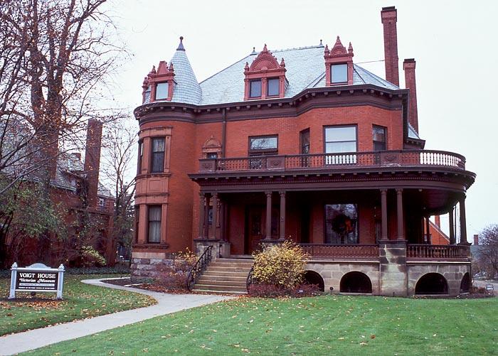 Дом Войта (1895), Heritage Hill
