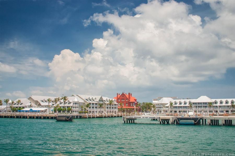 Ключ от тропического рая, Ки-Уэст, Флорида | Key West, Florida