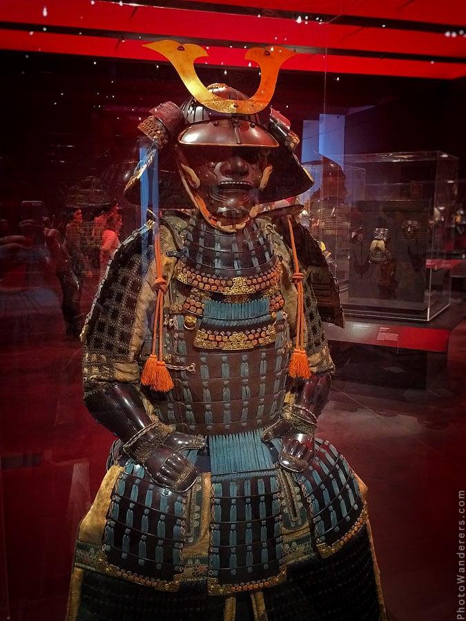 Доспехи Могами-до, середина XIX века