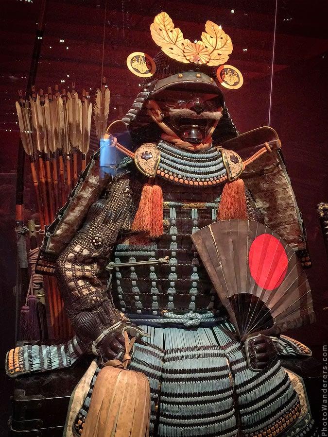 Доспехи Нуинобэ-до тосэй-гусоку, 1600 год
