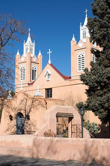 Альбукерке & Санта Фе, Нью-Мексико | Albuquerque & Santa Fe, New Mexico