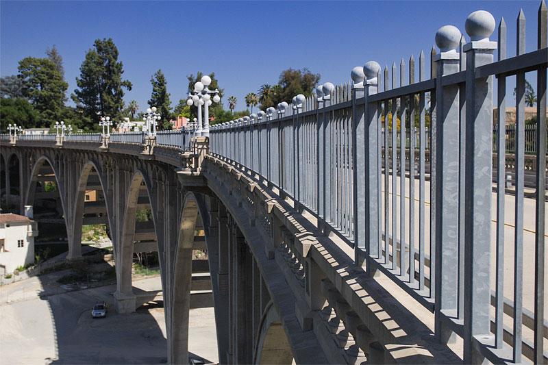 Мост Colorado Street bridge
