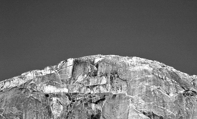 Вершина Moro Rock