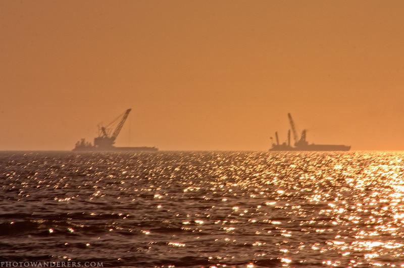 Нефтедобывающие вышки, Флорида