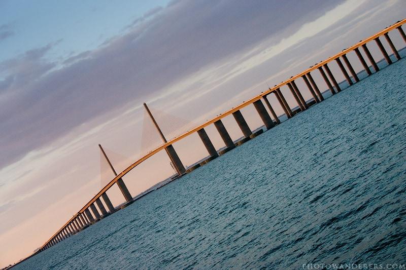 Небесно-солнечный мост, Sunshine Skyway Bridge