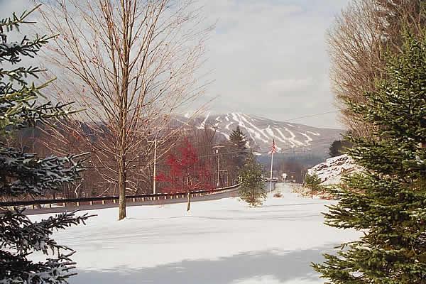 Гора Окемо (Okemo Mountain)