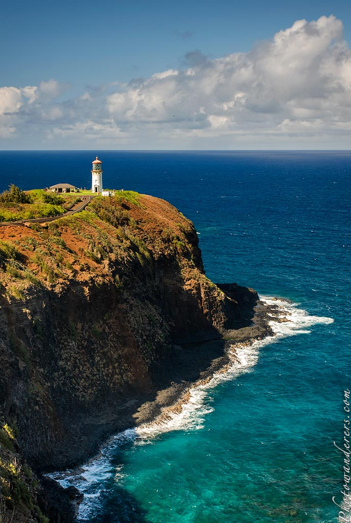 Маяк Килауэа, Кауаи | Kilauea Lighthouse, Kauai