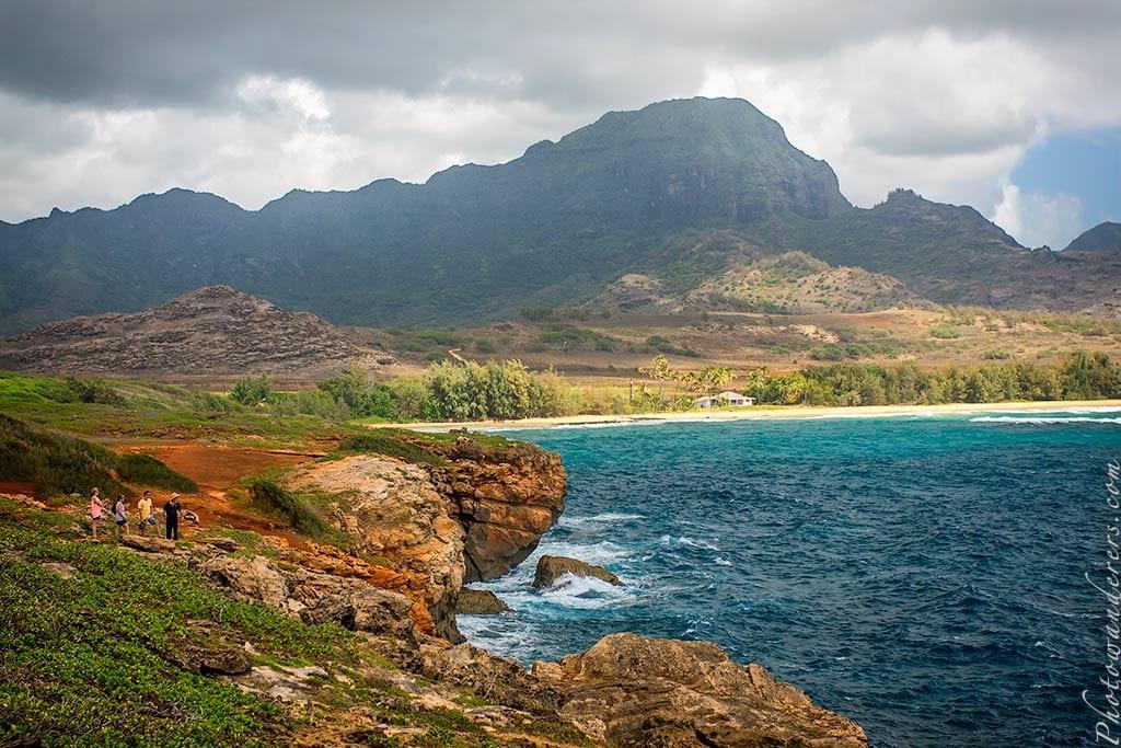 Побережье Мааулепу, остров Кауаи, Mahaulepu Wilderness Area, Kauai