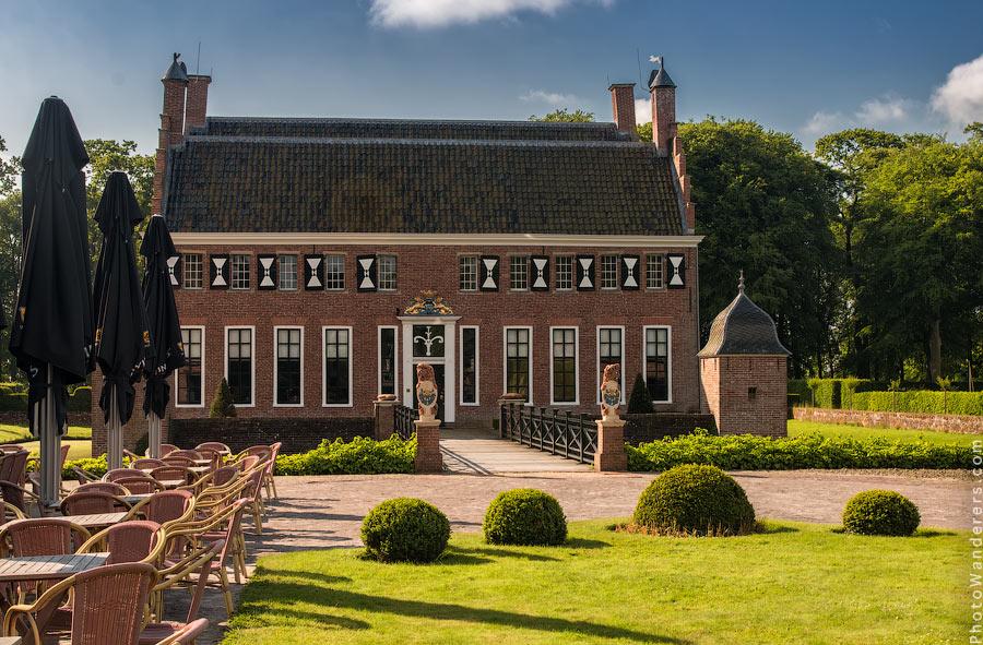 Замок Менкемаборг, Голландия | Menkemaborg, Netherlands