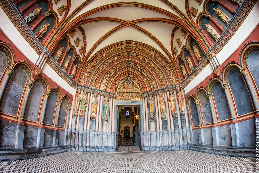 Врата Бергпортал, Базилика Святого Серватия, Маастрихт | Bergportaal or Hill Portal, Basilica of Saint Servatius