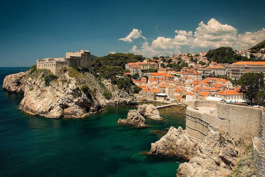 Форт Ловренац, Дубровник, Хорватия | Fort Lovrijenac, Dubrovnik, Croatia