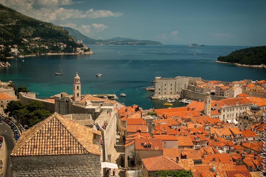 Крыши Дубровника, Хорватия | Dubrovnik roofs, Croatia