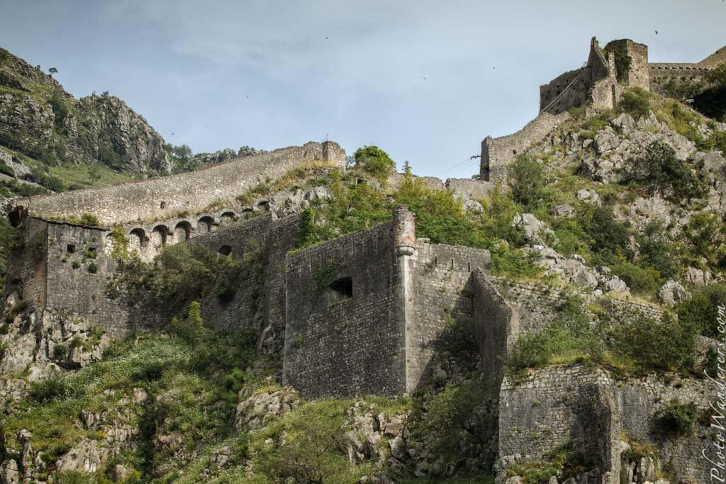 Крепостные стены, Котор, Черногория | City Walls, Kotor, Montenegro