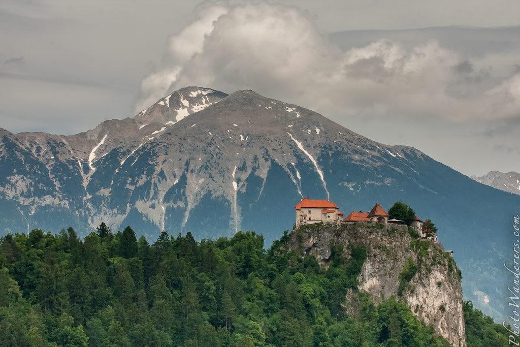 Замок Блед, Словения | Bled Castle, Slovenia