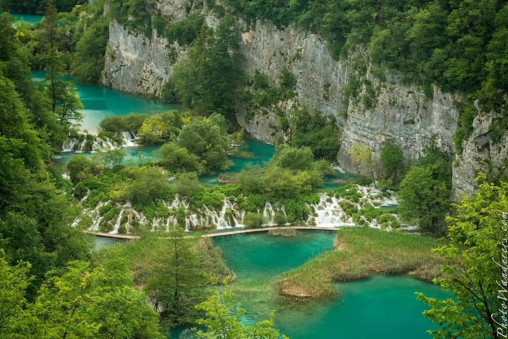 Мир водопадов, Плитвицкие озера, Хорватия | Waterfall World, Plitvice Lakes, Croatia