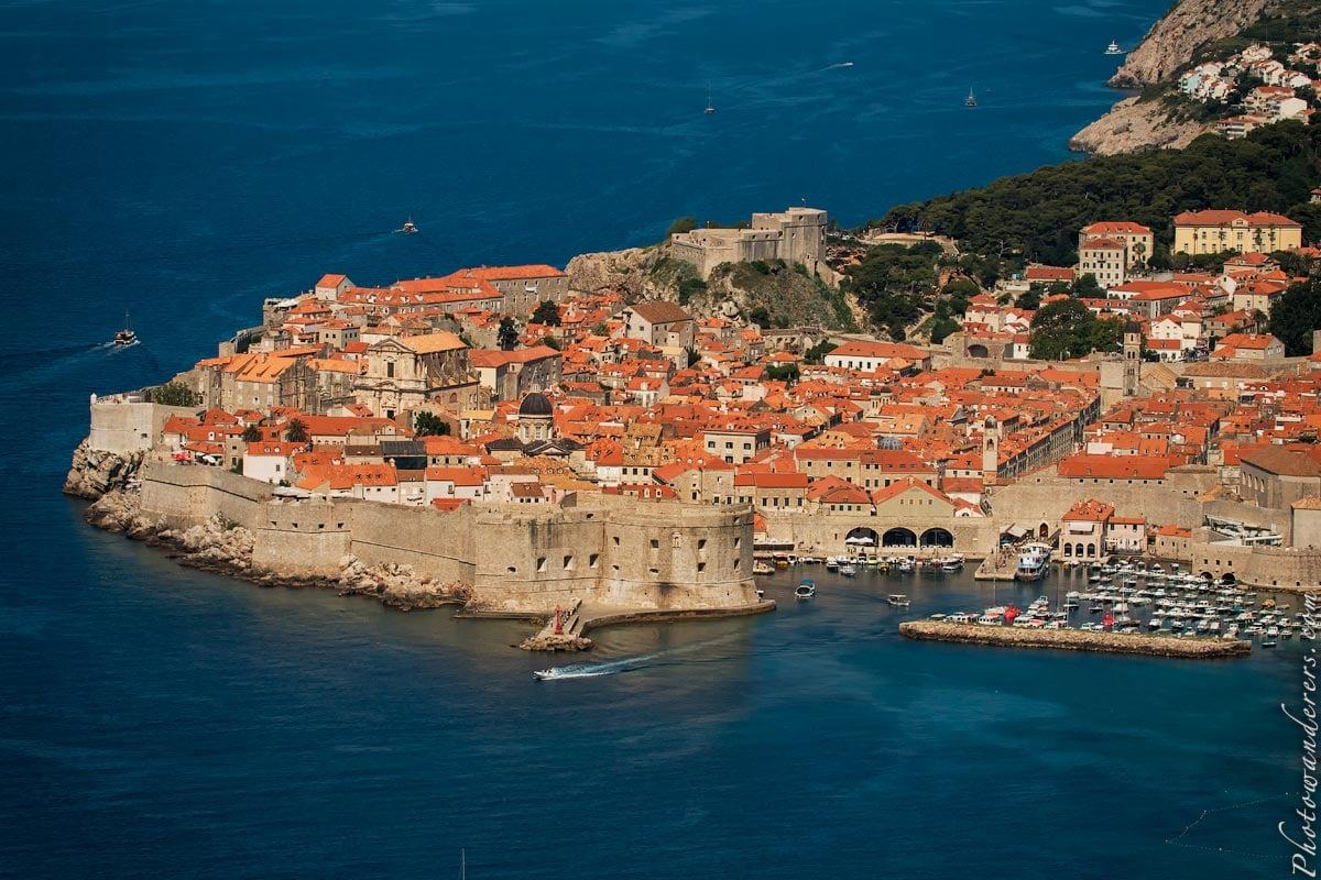 Крепость Дубровник, Хорватия | Walls of Dubrovnik, Croatia