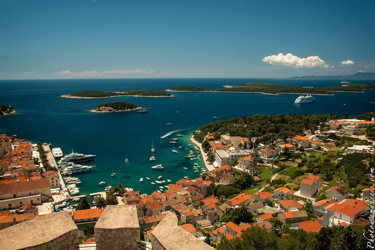 Остров Хвар, Хорватия | Hvar Island, Croatia