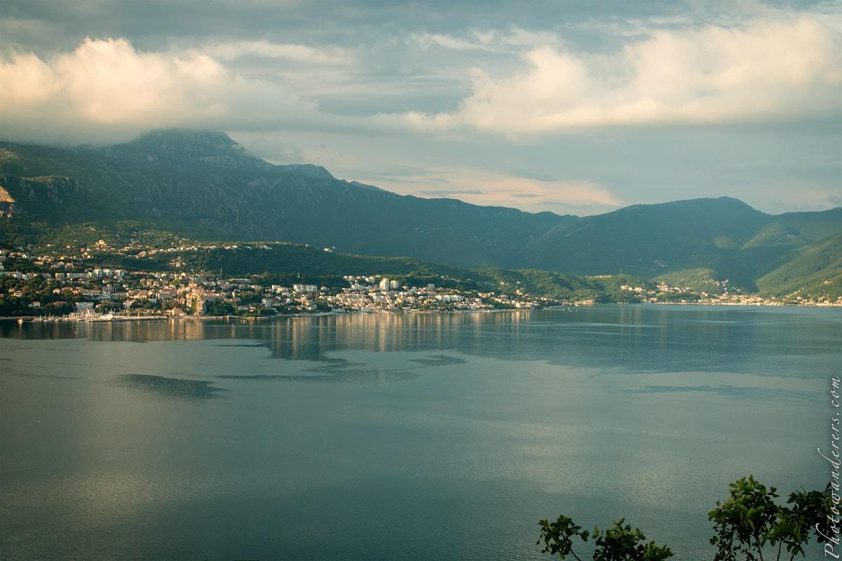 Которский фьорд, Черногория | Bay of Kotor, Montenegro