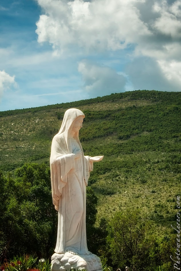 Богородицa Меджугорья, Босния и Герцеговина | Our Lady of Medjugorje, Bosnia and Herzegovina