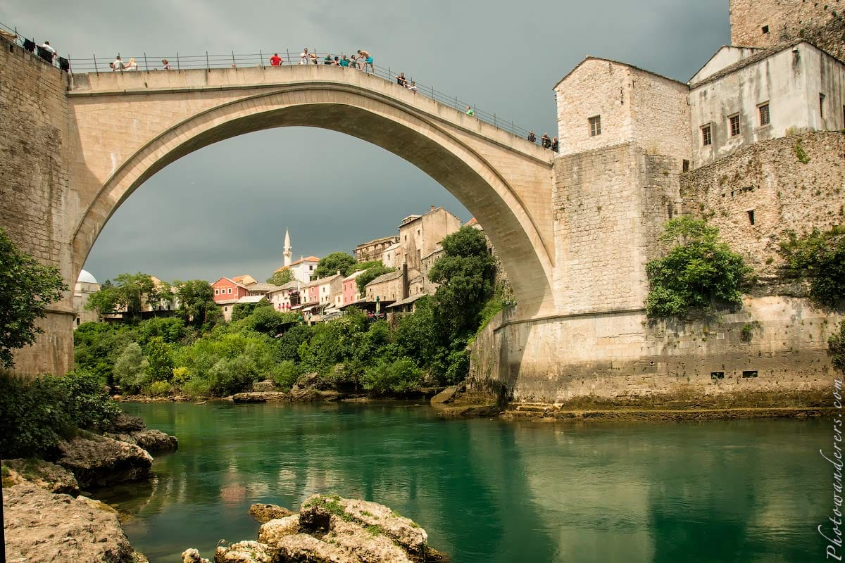 Старый Мост, Мостар, Босния и Герцеговина | Stari Most (Old Bridge), Mostar, Bosnia and Herzegovina