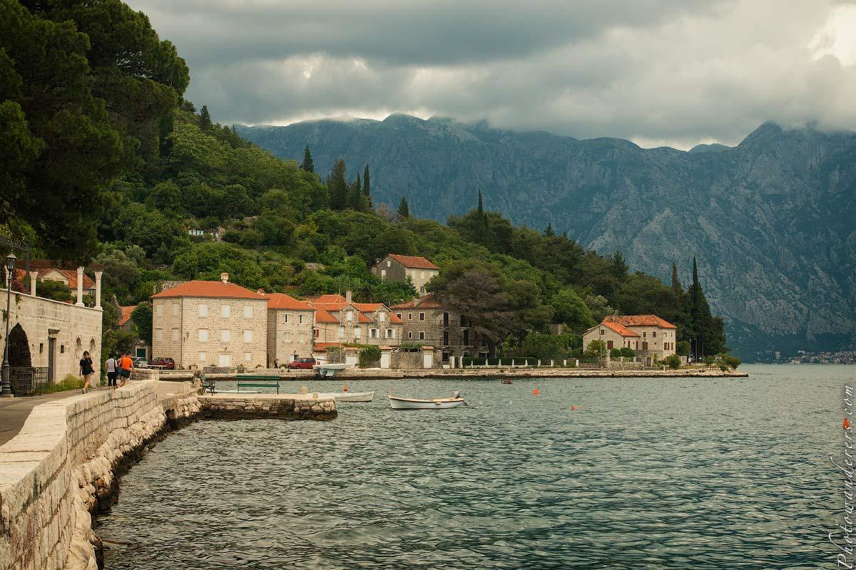 Пераст, Черногория | Perast, Montenegro