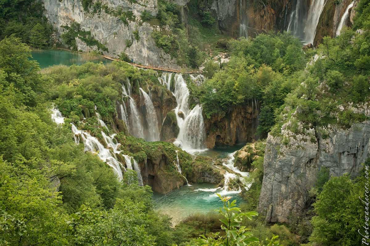 Плитвицкие озера, Хорватия | Plitvice Lakes, Croatia