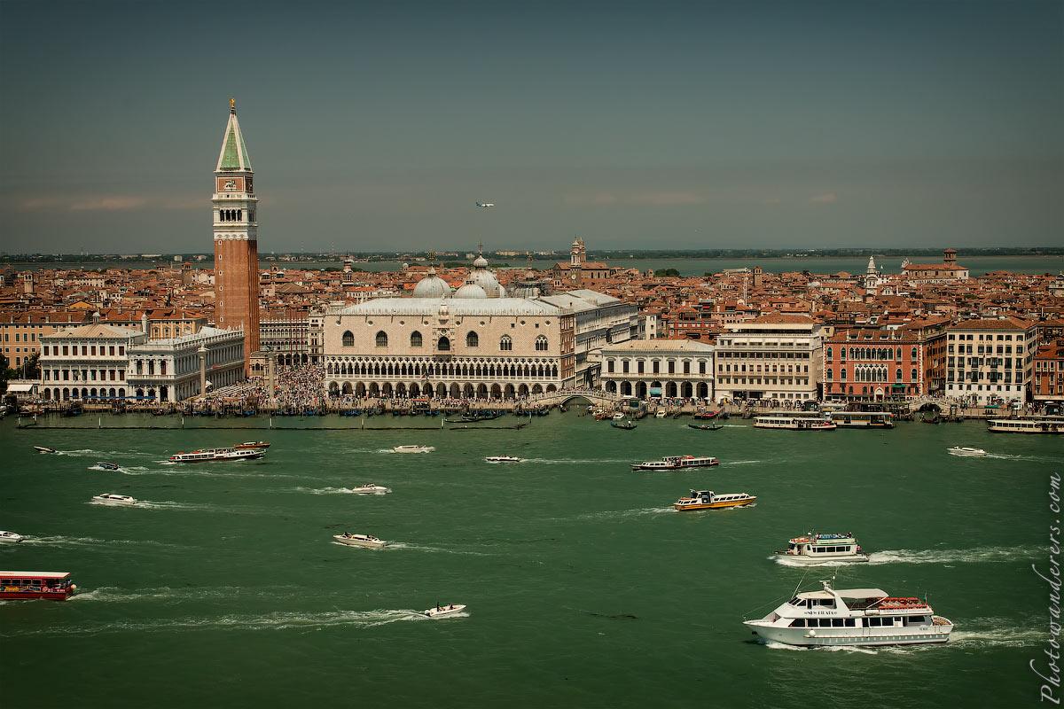 Вид на площадь Св. Марка, Венеция, Италия | View on Piazza San Marco, Venice, Italy