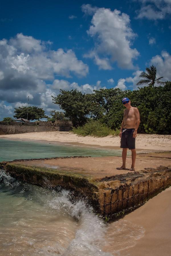 Нидхам Пойнт, Барбадос | Needham's Point, Barbados