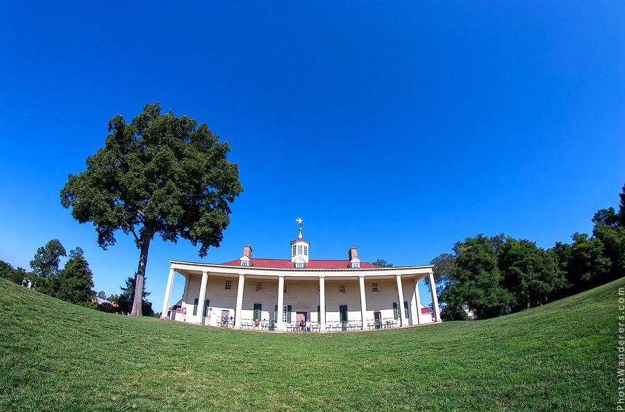 Ма́унт-Ве́рнон, плантация Джорджа Вашингтона, Виргиния | Mount Vernon, Virginia