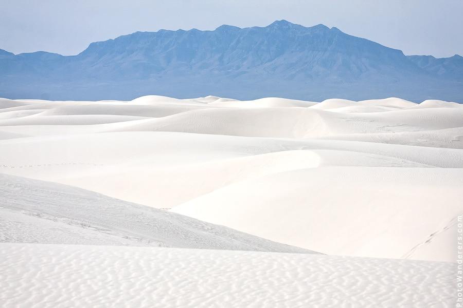 Белые пески Нью-Мексики | White Sands, New Mexico