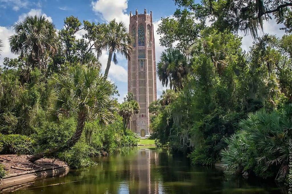 Флорида. Поющая башня Эдварда Бока