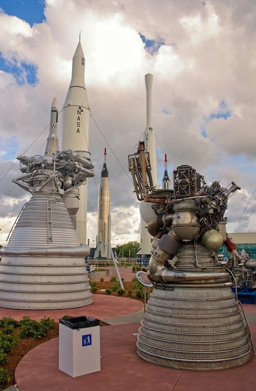 Сад Ракет | Rocket Garden