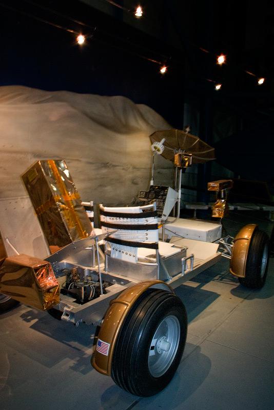 Американский лунный автомобиль | Lunar Roving Vehicle