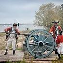 Исторический форт Мишилимакино, Мичиган (Fort Michilimackinac)