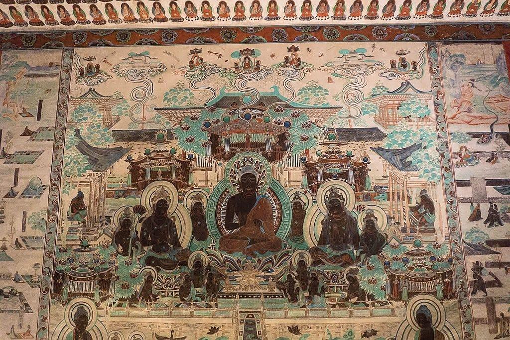 От Гоби к Гетти: Будды и пещеры-храмы Дуньхуана в Лос-Анжелесе