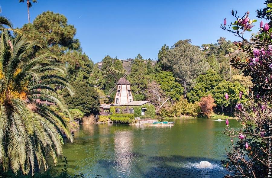 Озерный Храм