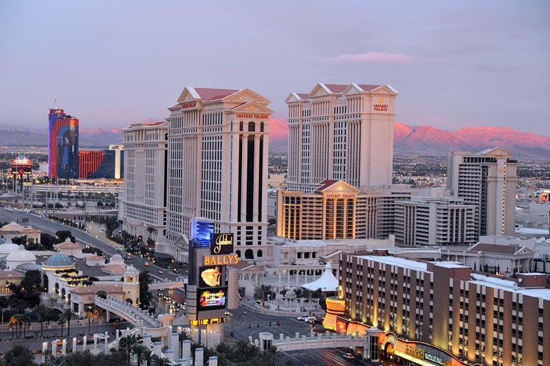 Рассвет, Лас Вегас