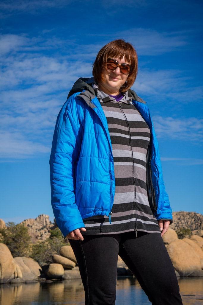 Джулия на Озере Уотсон | Julia on Watson Lake