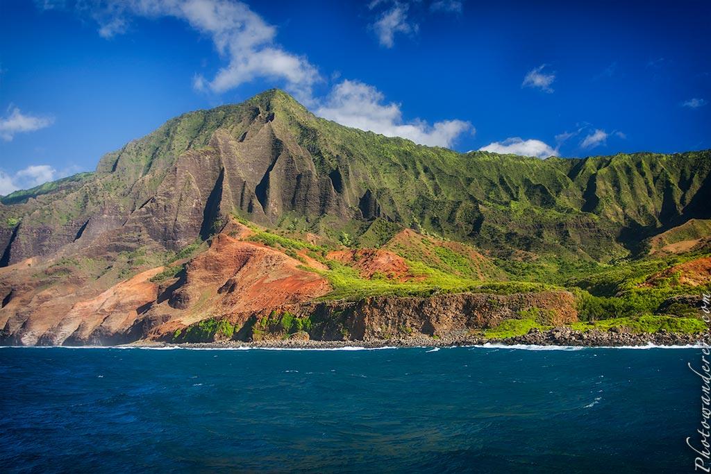 Побережье Напали, Кауаи, Гавайи