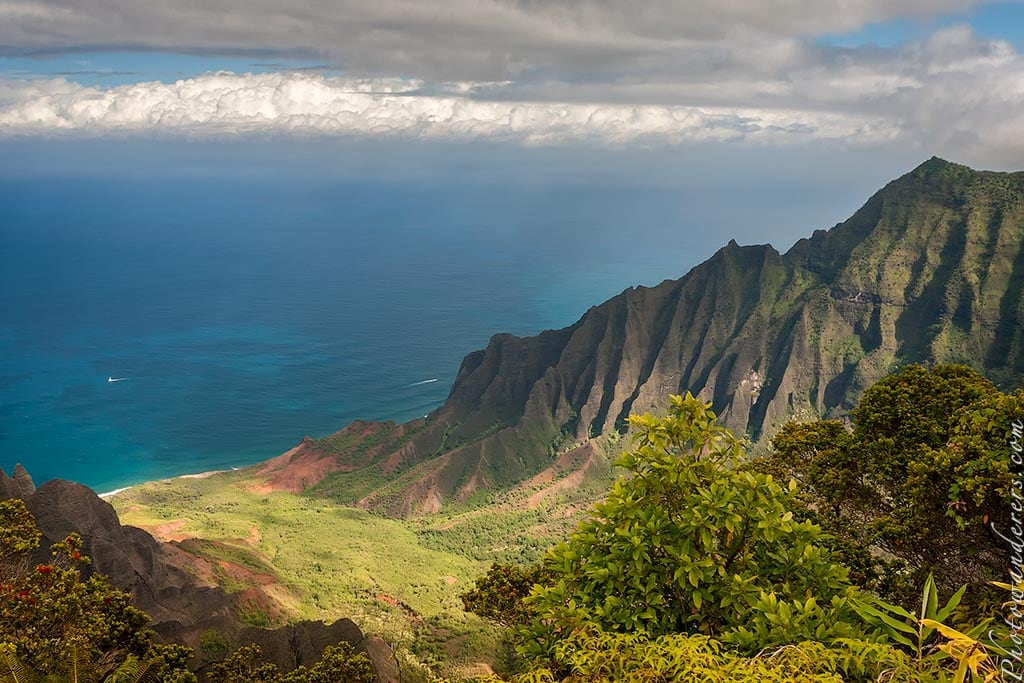 Долина Калалау, побережье Напали, Кауаи | Kalalau Valley, NaPali Coast, Kauai