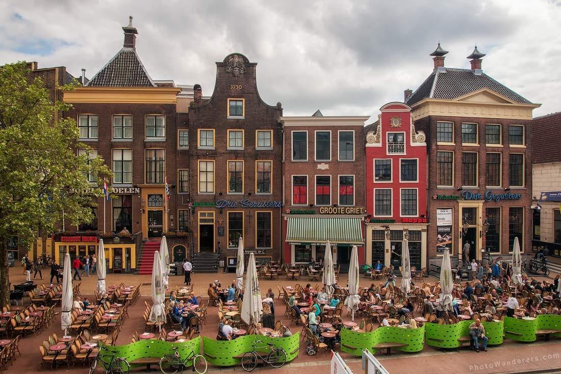 Гроте Маркт в Гронингене (Grote Markt, Groningen)