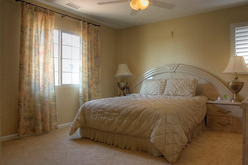Спальня на втором этаже