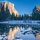Зимняя Сказка. Национальный парк Йосемити.