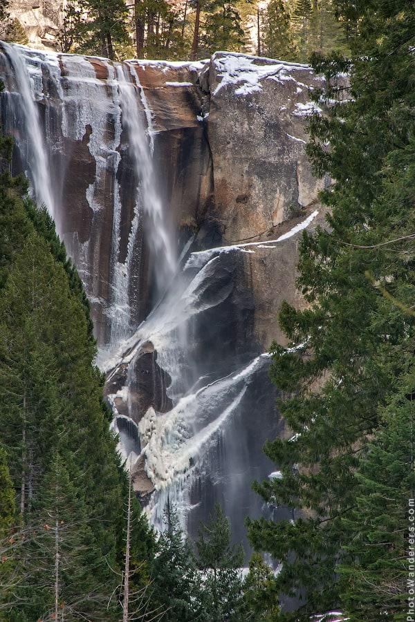Водопад Вернал | Vernal Fall