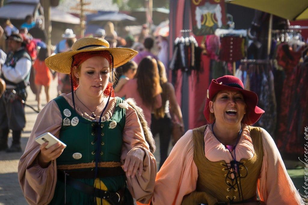 Горожане в Дептфорде, Ярмарка Ренессанса | People in Depfort, Renaissance Faire