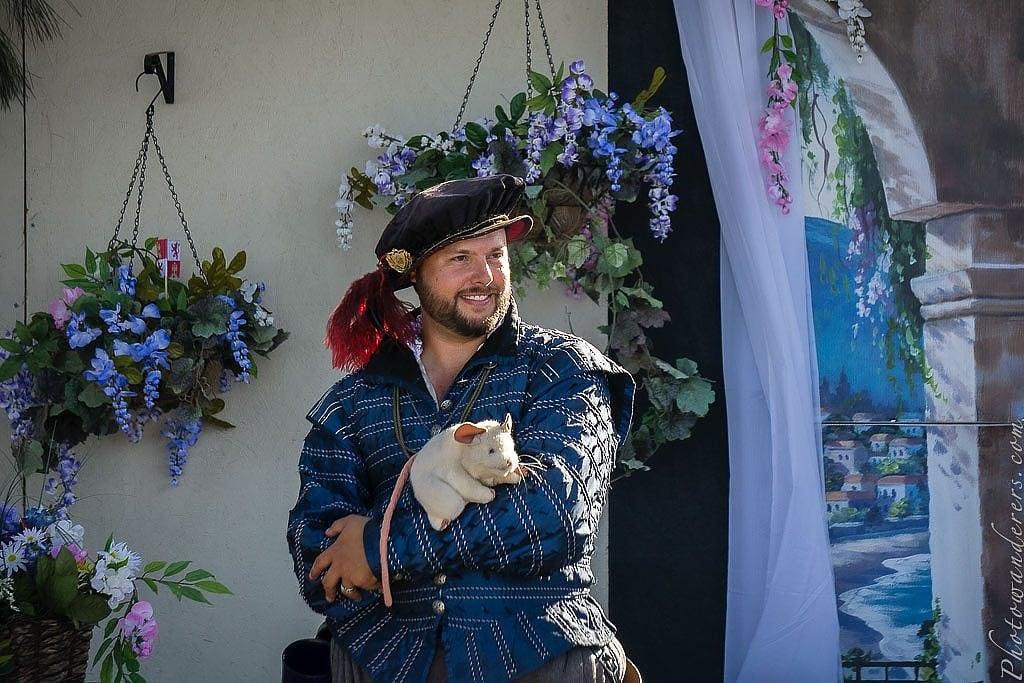 Как провести выходные: Фестиваль Ренессанса в Лос-Анжелесе