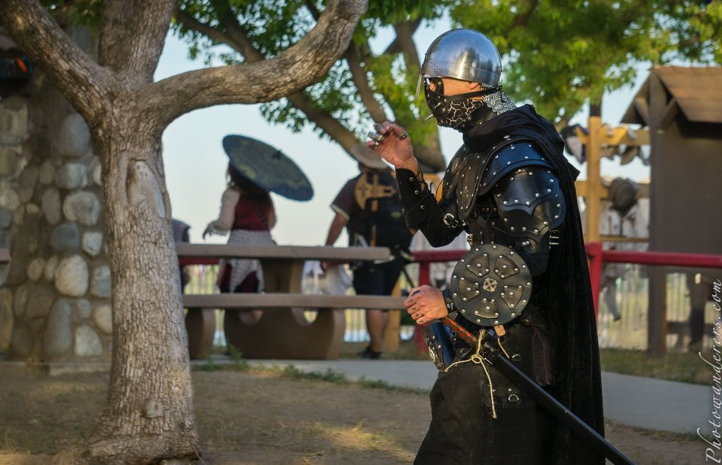 Oдинокий черный рыцарь | Lone Black Knight