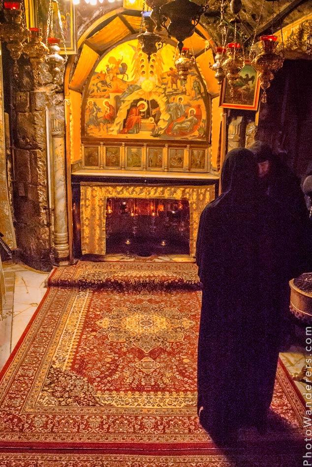 Базилика Рождества Христова с Вифлеемской звездой (Church of the Nativity), Израиль