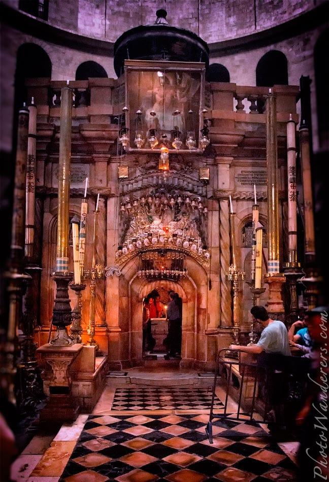 Кувуклия , Храм Гроба Господня (Church of the Holy Sepulchre), Израиль