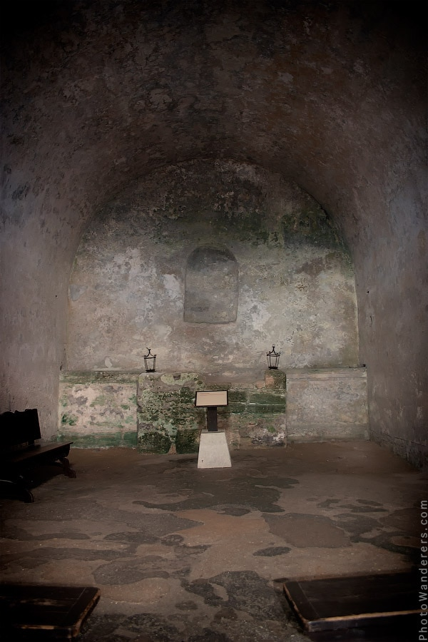Часовня Св. Марка, Кастильо-де-Сан-Маркос | St. Mark chapel, The Castillo de San Marcos
